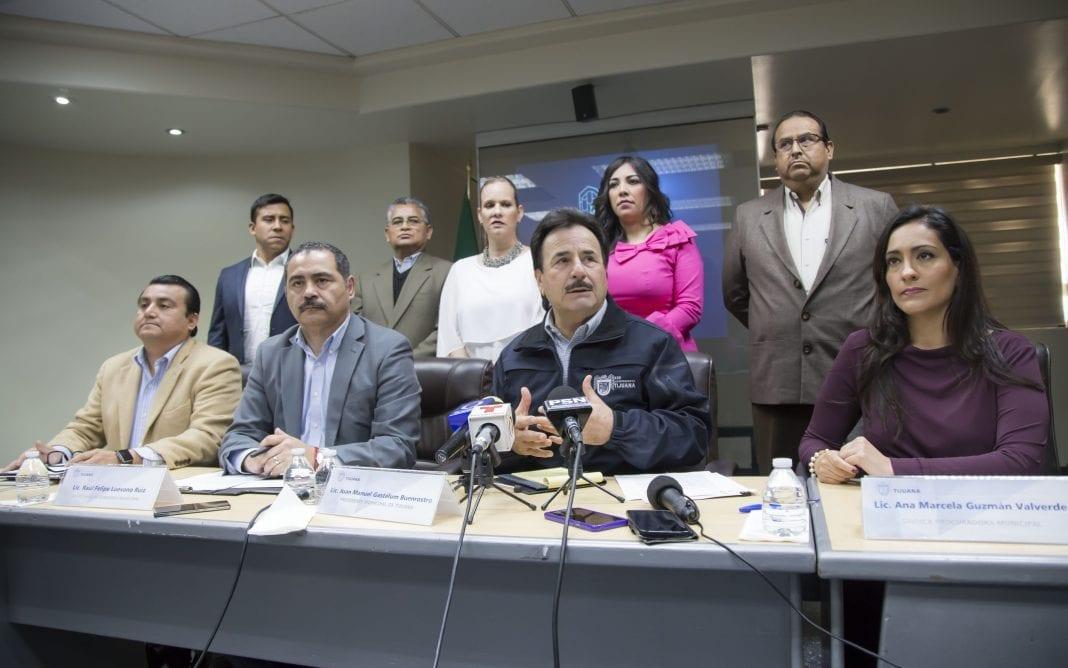 Photo of Responde Alcaldía de Tijuana a pliego petitorio de manifestantes