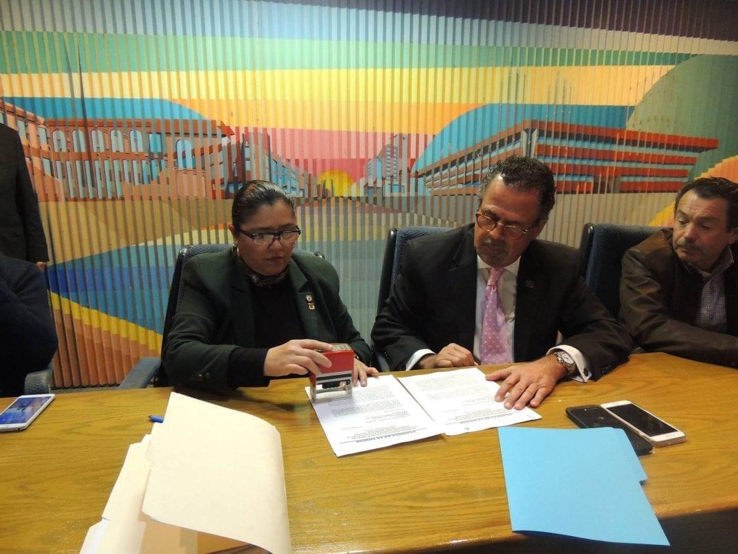 Photo of Unidad en Canaco en torno a  candidatura de Mario Escobedo Carignan