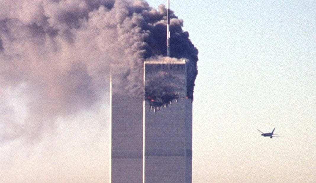Photo of Revelan imágenes inéditas del atentado 11-S