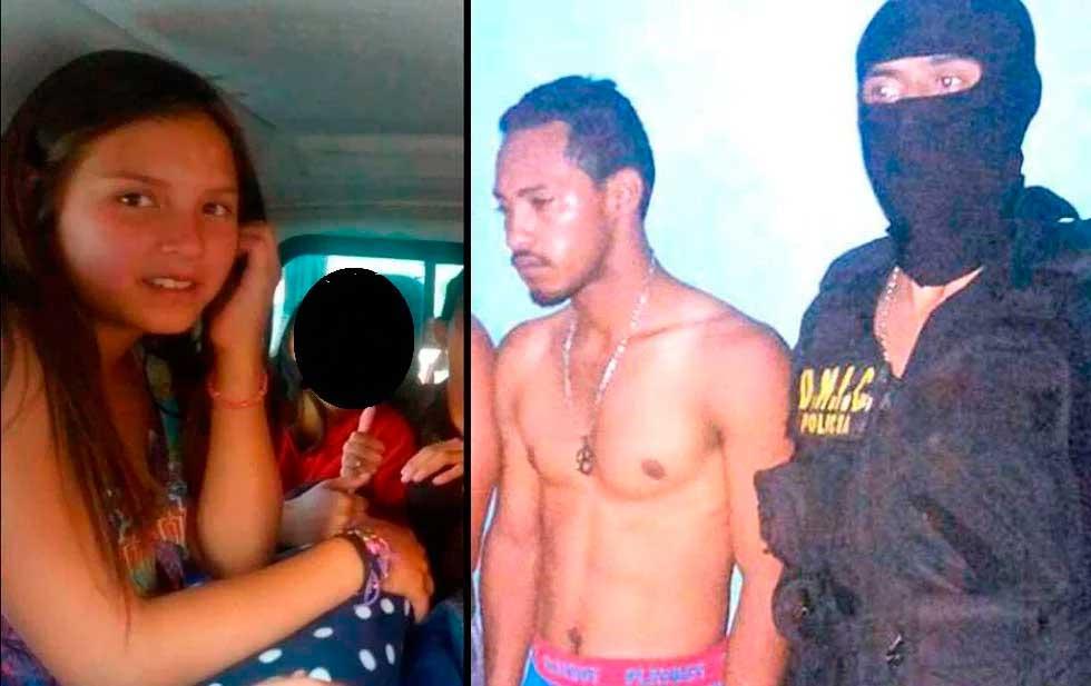 Photo of Aparece Rubí sana y salva en Tabasco; hondureño se dio a la fuga