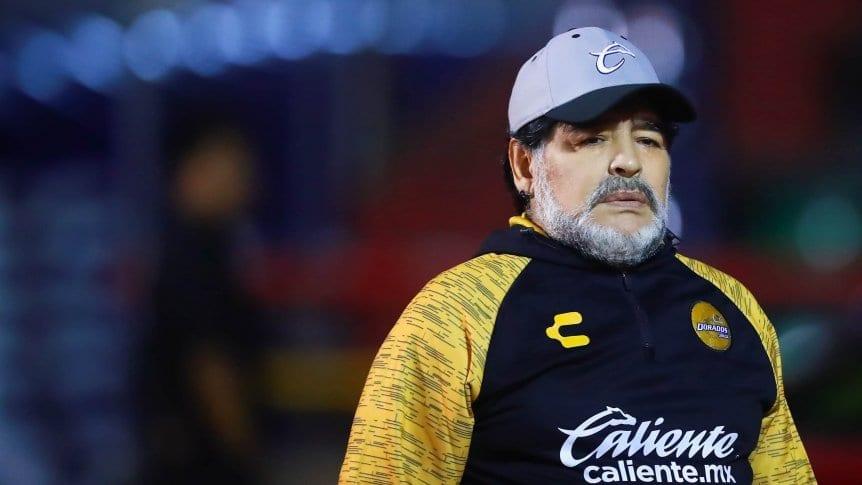 Photo of Dorados de Sinaloa le dicen adiós a Maradona