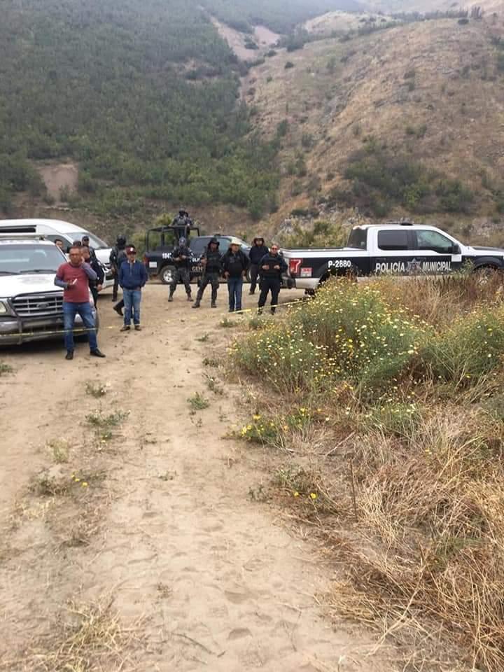Photo of Por operativo encuentran seis cuerpos enterrados en Delicias