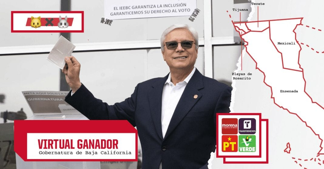 Photo of Bonilla, virtual ganador; termina con 30 años de gubernaturas panistas