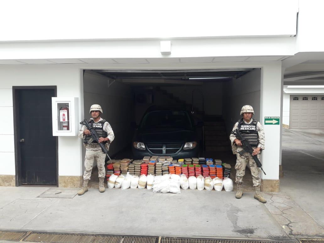 Photo of Decomisan miles de kilos de Marihuana, Cocaína, fentanilo y más droga con valor de 89 mdp en Ensenada