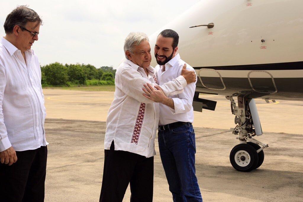 Photo of México adelanta 30 mdd a El Salvador para impulsar su desarrollo