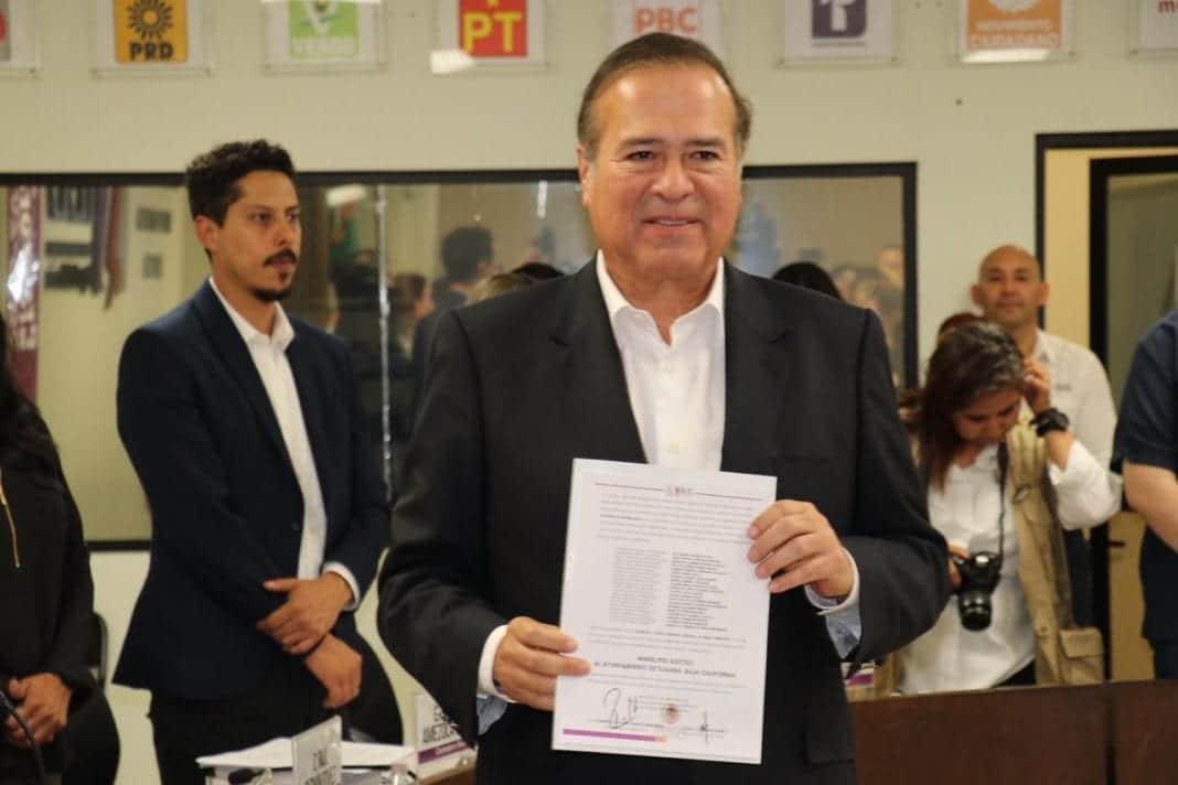 Photo of Arturo González, presidente electo de Tijuana