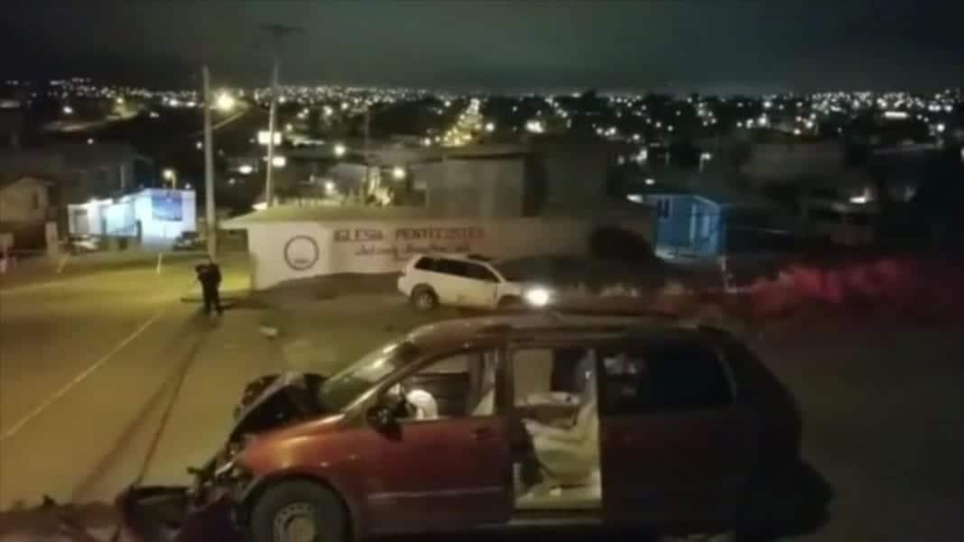 Photo of Intensa persecución y balacera en Playas de Rosarito