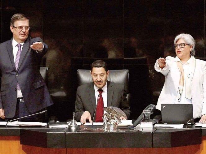 Photo of 'No hay acuerdo secreto con EEUU'; México listo para aplicar 'ojo por ojo'