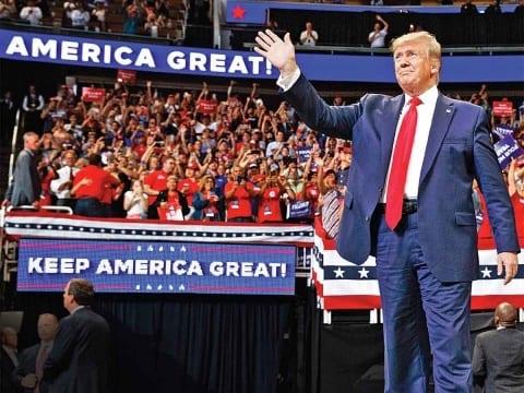 """Photo of Arranca campaña Donald Trump; """"No los voy a defraudar"""" asegura"""