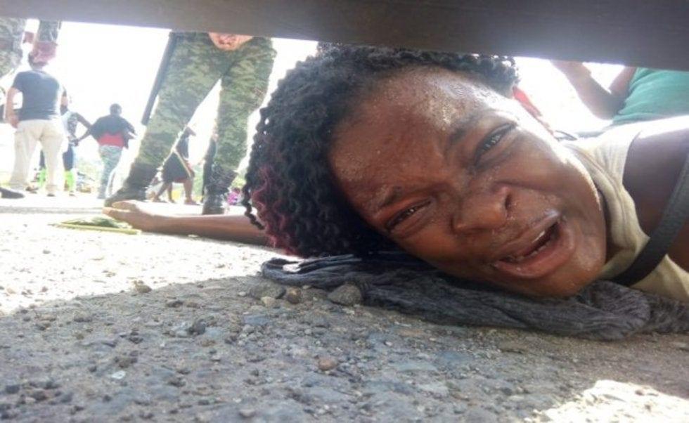 Photo of Denuncian presunto maltrato físico y verbal a migrantes en albergue de Chiapas