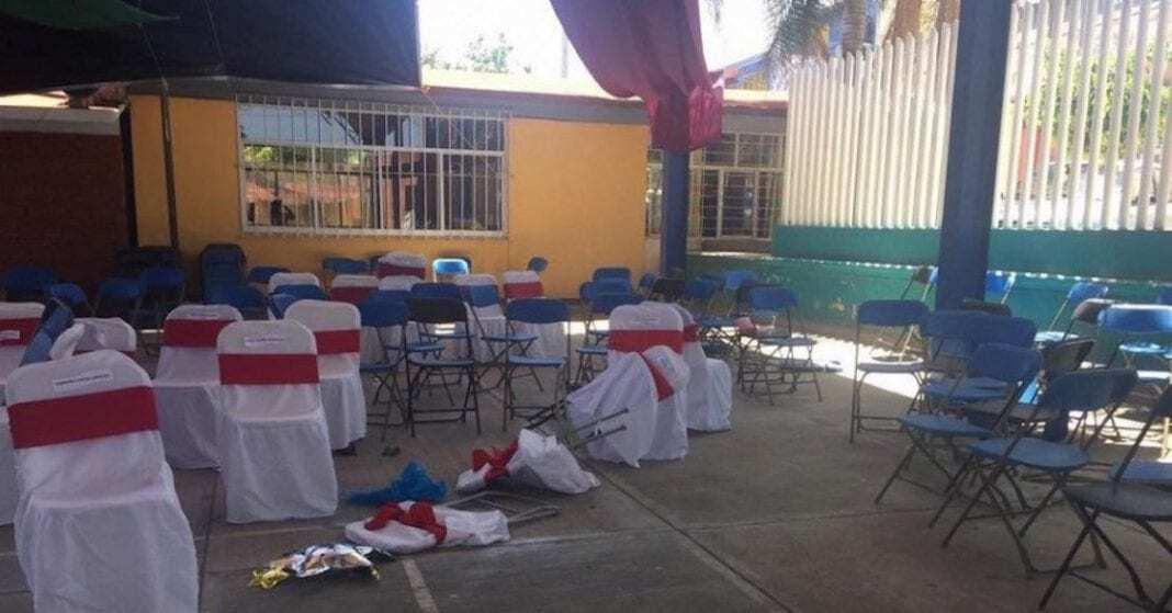 Photo of Sicarios desatan balacera en graduación de kínder; reportan 4 muertos y 4 heridos
