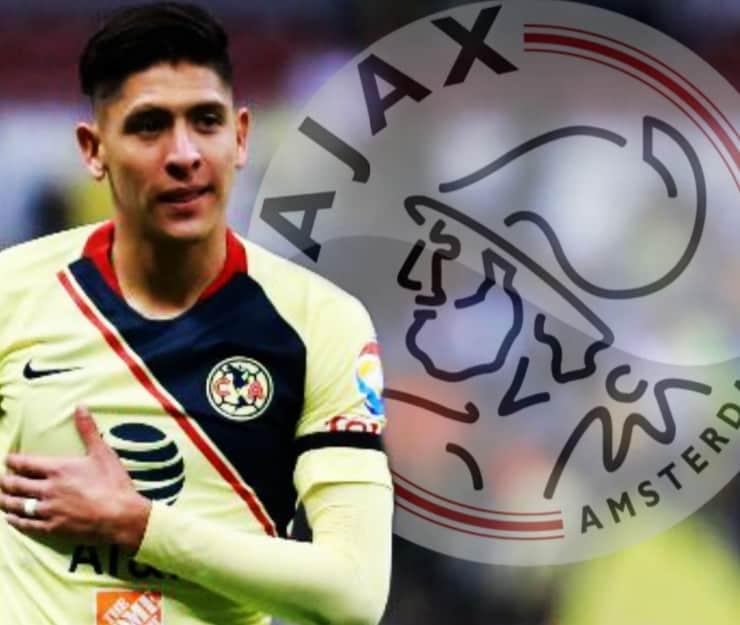 Photo of Edson Álvarez se va al Ajax