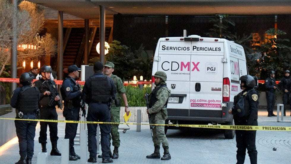 Photo of CJNG contrató a mujer que asesinó a dos israelíes en Plaza Artz