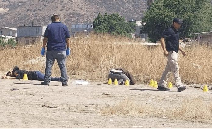 Photo of Asesinan a dos en Terrazas; a uno le dieron el tiro de gracia