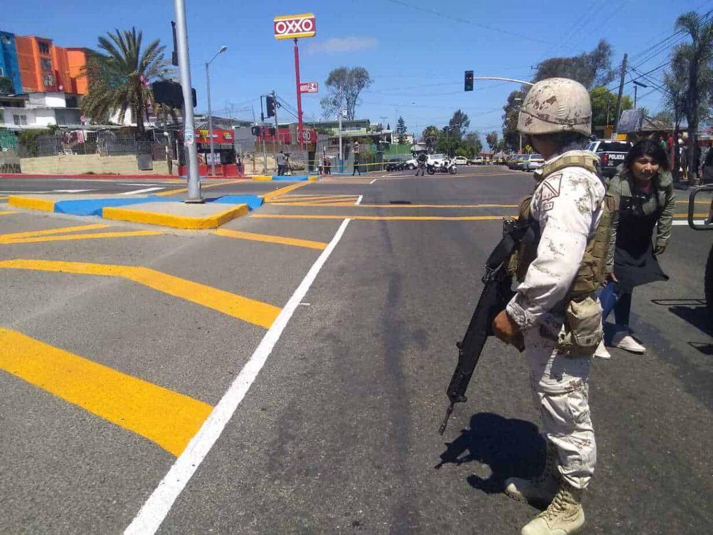 Photo of Asesinan a policía de Tijuana