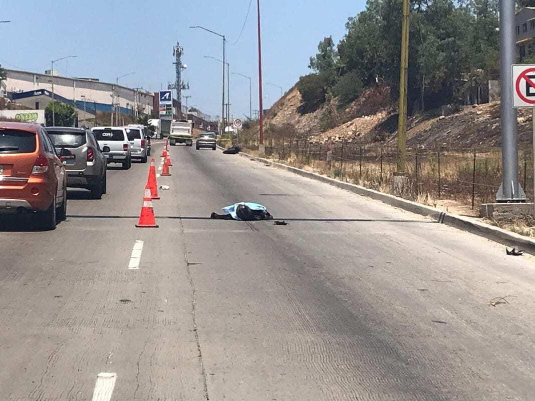 Photo of Motociclista muere en accidente