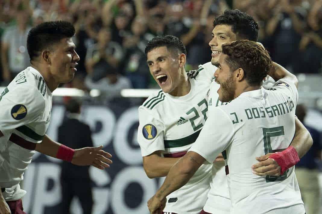 Photo of México sufre ante Haití, pero está en la final de la Copa Oro