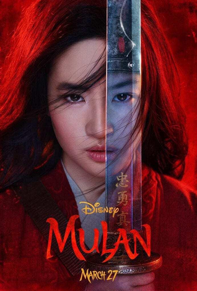 Photo of Disney revela el primer tráiler de Mulán de acción real