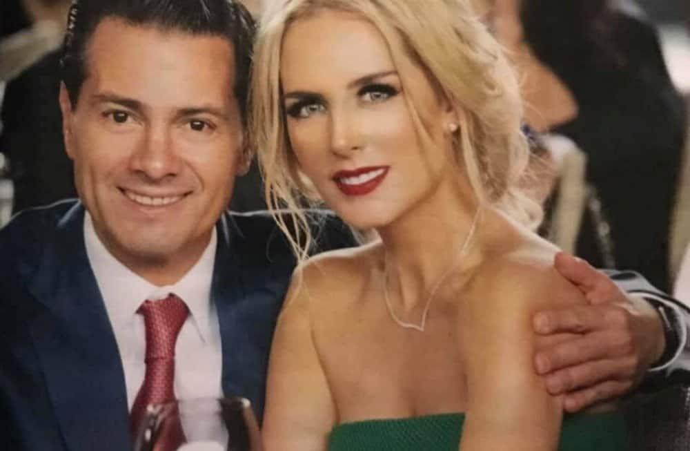 Photo of El romántico gesto de Peña Nieto que derritió a Tania
