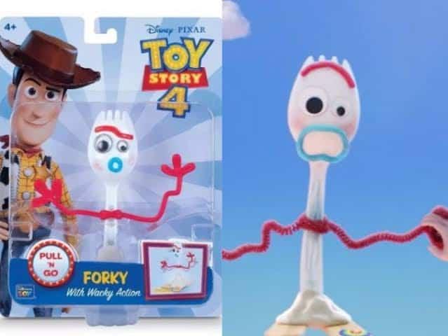 Photo of Forky es peligroso para los niños