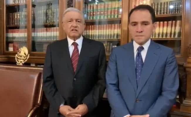 Photo of Designa López Obrador a Arturo Herrera como nuevo secretario de Hacienda