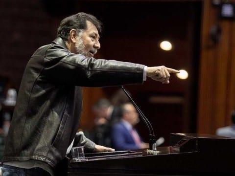 Photo of Desmiente Noroña supuesta amenaza hacia Rafael Arias