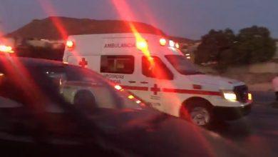 Photo of Motociclista sufre accidente en el bulevar 2000