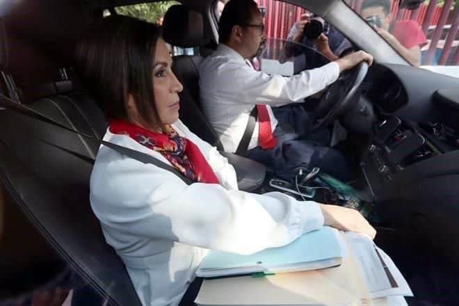 Rosario Robles detenida por órdenes de un juez