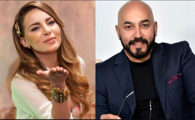 "Photo of VIDEO: ""Dame un beso mejor"": Lupillo cae rendido ante el coqueteo de Belinda"