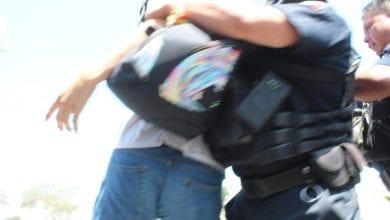 Photo of Policías Municipales agreden a periodistas afuera del EMI