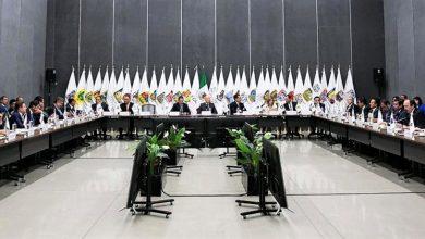 Photo of Fortalecen coordinación federal en seguridad; Asiste Bonilla a CONAGO