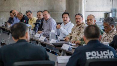 Photo of Gobierno electo recibe información detallada sobre seguridad