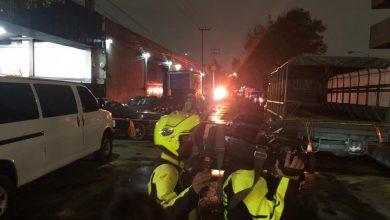 Photo of Flamazo en toma clandestina deja 6 heridos en Iztacalco