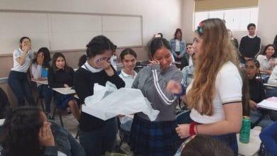 Photo of VIDEO: Alumnos de la Lázaro sorprenden con noble gesto a compañeros