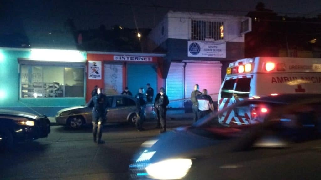 adolescente asesinado en Tijuana