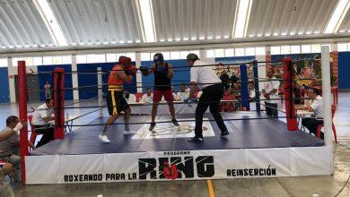 Photo of Penal de BC hace historia, primero en México en llevar disciplina de box