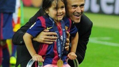 Photo of Así anunció Luis Enrique la muerte de su niña de 9 años