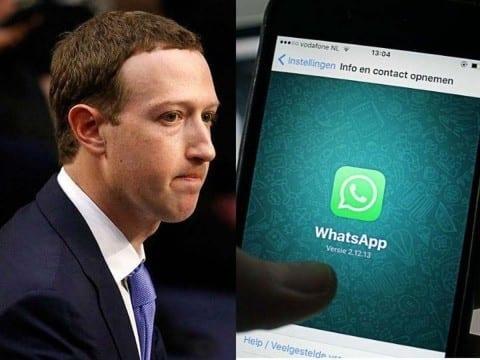 Photo of Facebook quiere leer tus conversaciones de WhatsApp