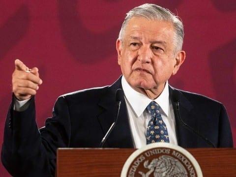Photo of Ofrece mensaje López Obrador tras tiroteo en Texas