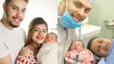 """Photo of Pareja de youtubers maltrata a su bebé para obtener """"likes"""""""