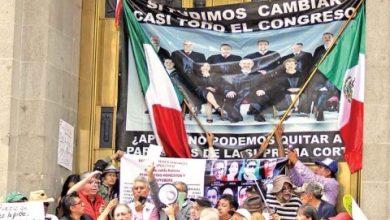 Photo of Marchan contra jueces y magistrados corruptos