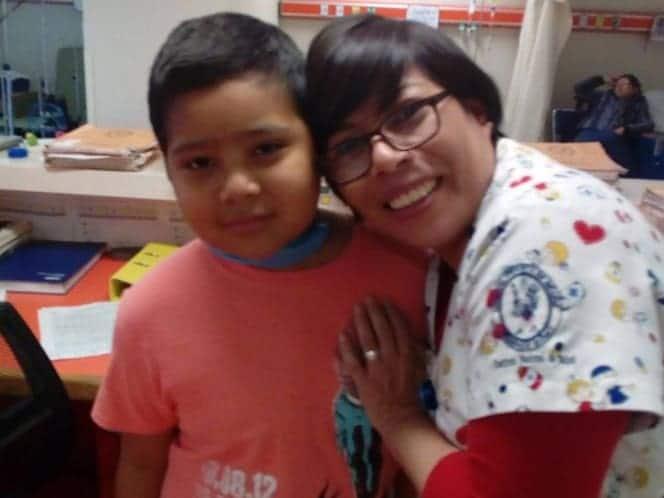 niño con leucemia pide a AMLO que no lo deje morir