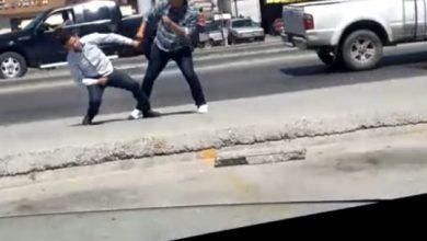 Photo of VIDEO: Nocaut fulminante en pelea callejera de Tijuana