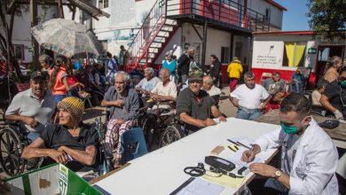 Alcaldía realiza jornada médica en asilo El Refugio