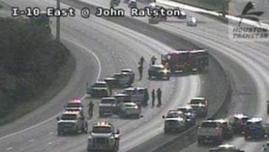 Photo of Tiroteo en autopista de Texas deja dos muertos