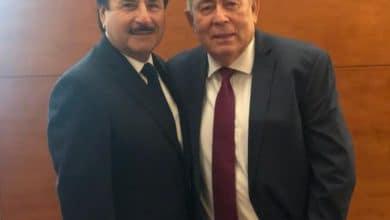 Photo of Alcalde participa en reunión de Estrategia de Paz y Seguridad