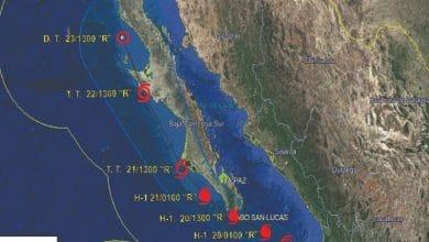 Photo of Marina activa plan de prevención por llegada de tormenta 'Lorena' a BC