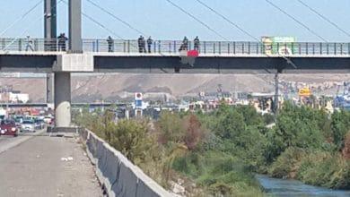 Photo of En progreso otra crisis en un puente de Tijuana