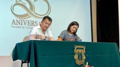 Photo of PRORPBC y UABC firman carta para proyectos y Diplomado en RRPP