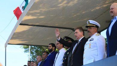 Photo of Gobernador preside desfile Cívico-Militar conmemorativo a la Independencia de México
